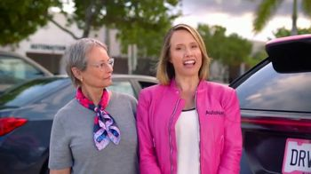 AutoNation Adventure Days TV Spot, 'I Drive Pink: 2020 Chrysler, Dodge, Jeep and Ram Models' Song by Andy Grammer - Thumbnail 4