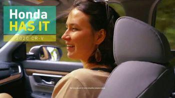 2020 Honda CR-V TV Spot, 'Honda Has It: CR-V' [T2] - Thumbnail 2