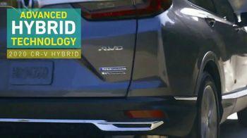 2020 Honda CR-V TV Spot, 'Honda Has It: CR-V' [T2] - Thumbnail 3