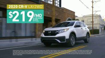 2020 Honda CR-V TV Spot, 'Honda Has It: CR-V' [T2] - Thumbnail 6