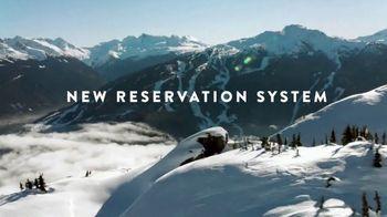 Epic Pass TV Spot, 'Ski and Ride Season: Reservation System' - Thumbnail 3