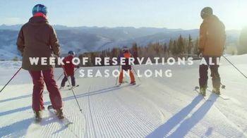 Epic Pass TV Spot, 'Ski and Ride Season: Reservation System' - Thumbnail 9