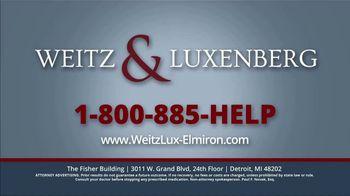 Weitz & Luxenberg P.C. TV Spot, 'Elmiron Warning' - Thumbnail 7