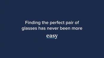 Warby Parker TV Spot, 'Home Try-On + Virtual Try-On Testimonials Pt.1' - Thumbnail 9