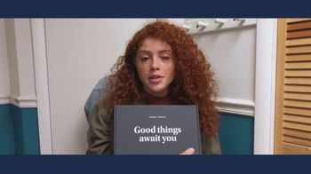 Warby Parker TV Spot, 'Home Try-On + Virtual Try-On Testimonials Pt.1' - Thumbnail 3