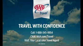 AAA Travel TV Spot, 'Easy' - Thumbnail 8