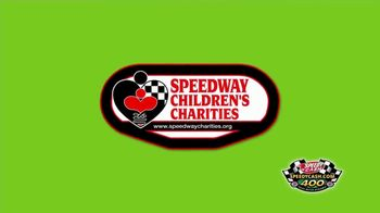 Speedy Cash 400 TV Spot, 'Donating $100,000 to Texas Speedway Children's Charities'