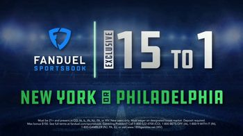 FanDuel TV Spot, 'Thursday Night Showdown: New York vs. Philadelphia' - Thumbnail 10