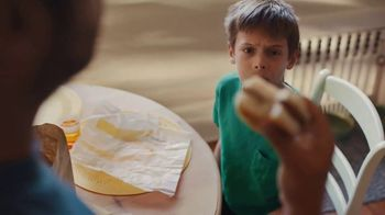 McDonald's $1 $2 $3 Dollar Menu TV Spot, 'The Never Let Dad Have Just One Bite Meal' - Thumbnail 3