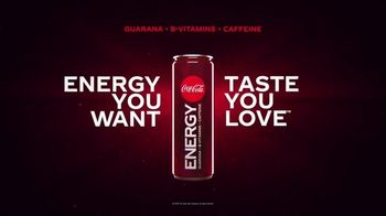 Coca-Cola Energy TV Spot, 'Vibrations'
