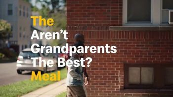 McDonald's $1 $2 $3 Dollar Menu TV Spot, 'The Aren't Grandpas The Best? Meal' - Thumbnail 4