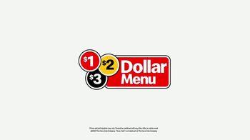 McDonald's $1 $2 $3 Dollar Menu TV Spot, 'The Aren't Grandpas The Best? Meal' - Thumbnail 5