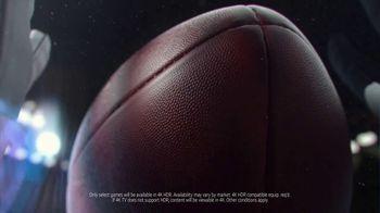 DIRECTV TV Spot, 'Experience Football in 4K' - Thumbnail 4
