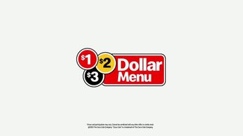 McDonald's $1 $2 $3 Dollar Menu TV Spot, 'The YESSSSSS! Meal: Any Drink for $1' - Thumbnail 7