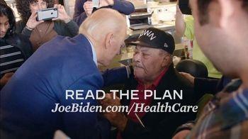 Biden for President TV Spot, 'Lower Healthcare Costs' - Thumbnail 8