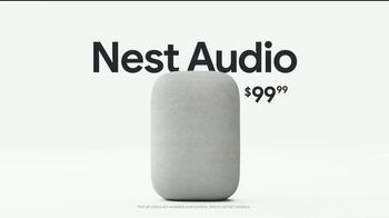 Google Nest Audio TV Spot, 'Whole Home Funkifier' - Thumbnail 10
