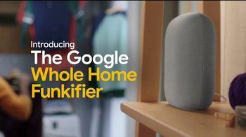 Google Nest Audio TV Spot, 'Whole Home Funkifier' - Thumbnail 8