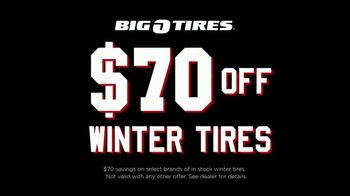 Big O Tires TV Spot, 'Winter is Coming' - Thumbnail 2
