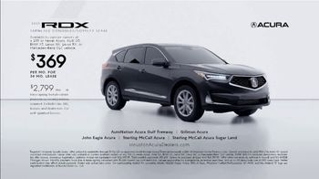 2021 Acura RDX TV Spot, 'Less Gravity, More Boost' Song by Zack Tempest [T2] - Thumbnail 8