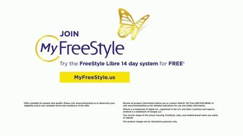 FreeStyle TV Spot, 'Can't Always Stop: Free 14 Day System' - Thumbnail 9