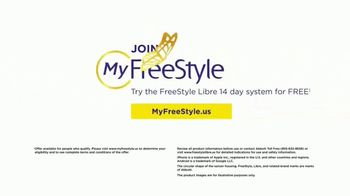 FreeStyle TV Spot, 'Can't Always Stop: Free 14 Day System' - Thumbnail 8