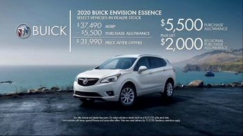 2020 Buick Encore GX TV Spot, 'Surprise Dinner Party' Song by Matt and Kim [T2] - Thumbnail 6