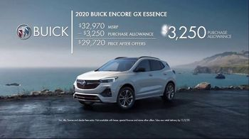 2020 Buick Encore GX TV Spot, 'Surprise Dinner Party' Song by Matt and Kim [T2] - Thumbnail 5