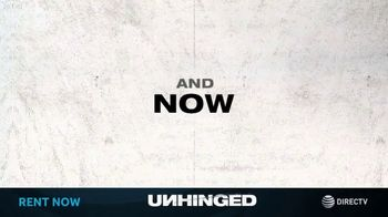 DIRECTV Cinema TV Spot, 'Unhinged' - Thumbnail 3