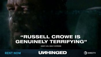 DIRECTV Cinema TV Spot, 'Unhinged' - Thumbnail 7