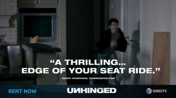 DIRECTV Cinema TV Spot, 'Unhinged' - Thumbnail 8