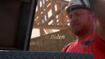 Biden for President TV Spot, 'Rebuild the Backbone of This Country' - Thumbnail 1
