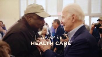 Biden for President TV Spot, 'Rebuild the Backbone of This Country' - Thumbnail 5