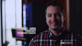 ECPI University Online TV Spot, 'Cybersecurity Professional: Aaron'