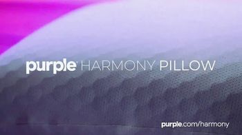 Purple Harmony Pillow TV Spot, 'Greatest Pillow Ever Invented: 10% Off' - Thumbnail 8