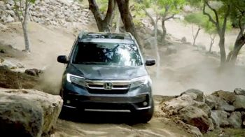 2021 Honda Pilot TV Spot, 'A Closer Look' [T2] - Thumbnail 2