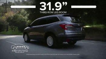 2021 Honda Pilot TV Spot, 'A Closer Look' [T2] - Thumbnail 3