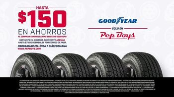 PepBoys TV Spot, 'Hasta $150 dólares: Goodyear' [Spanish] - Thumbnail 6