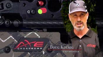 AX405 TV Spot, 'Performance Optimized' Featuring Doug Koenig