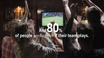 Santander Bank TV Spot, 'Game Day: 80% Happier' - Thumbnail 5