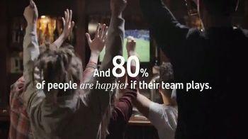Santander Bank TV Spot, 'Game Day: 80% Happier' - Thumbnail 6