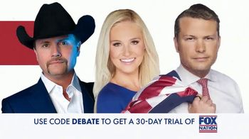 FOX Nation TV Spot, 'Debate Watch Party' - 31 commercial airings