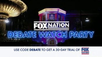 FOX Nation TV Spot, 'Debate Watch Party' - Thumbnail 2