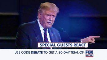 FOX Nation TV Spot, 'Debate Watch Party' - Thumbnail 6