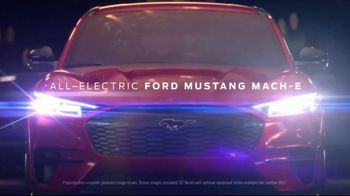 2021 Mustang Mach-E Ford TV Spot, 'New Breed' Featuring Idris Elba [T1]