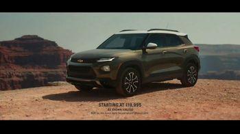 2021 Chevrolet Trailblazer TV Spot, 'Middle of Nowhere' Song by Popol Vuh [T1] - Thumbnail 8