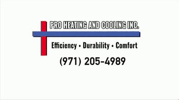 Pro Heating and Cooling Inc. TV Spot, 'Stay Warm at Home: $500 Discount' - Thumbnail 9
