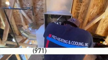 Pro Heating and Cooling Inc. TV Spot, 'Stay Warm at Home: $500 Discount' - Thumbnail 2