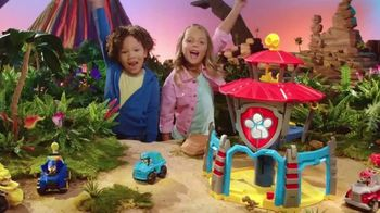 PAW Patrol Dino Rescue Headquarters TV Spot, 'Get Your Dino Mission' - 828 commercial airings