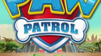 PAW Patrol Dino Rescue Headquarters TV Spot, 'Get Your Dino Mission' - Thumbnail 1