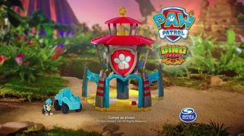 PAW Patrol Dino Rescue Headquarters TV Spot, 'Get Your Dino Mission' - Thumbnail 8